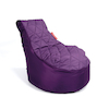 Quilted Pod Bean Bag Chairs  small