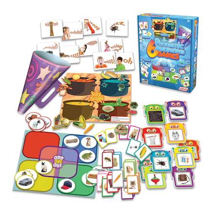 Phonemic Awareness Games 6pk  large