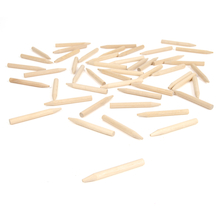 Scratch Design Jumbo Wooden Art Sticks 48pk  medium
