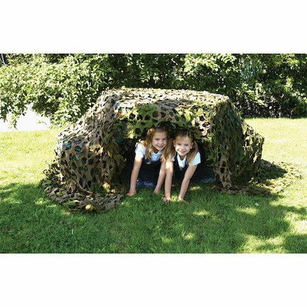 Outdoor Camouflage Den Set  large