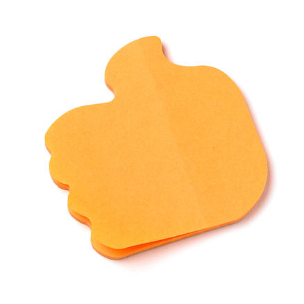 Fun Sticky Notes 70 x 70mm  large