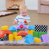 Soft \x26 Safe Building Blocks 26 pcs  small