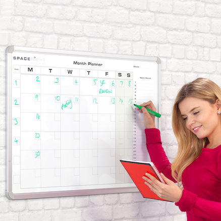 Magnetic Writing Board Planner  large