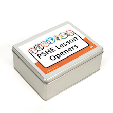 PSHE Lesson Opener Cards 48pk  medium