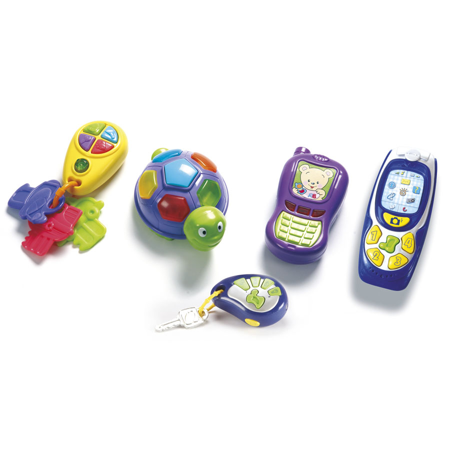 buy baby ict toy collection 4pcs