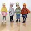 Role Play Dressing Up Animal Capes 4pk  small