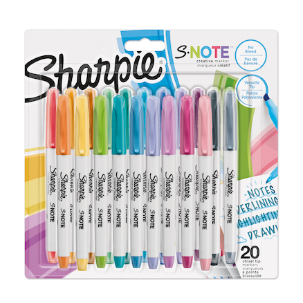Sharpie S Note Pen pk 20  large
