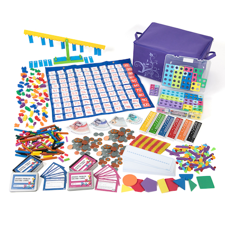 Yr1 And Yr2 Complete Maths Kit  large