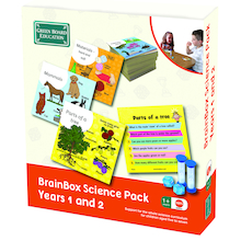Brainbox Science Pack  medium