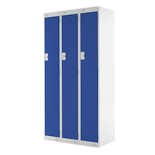 One Door Three Nest Locker  medium