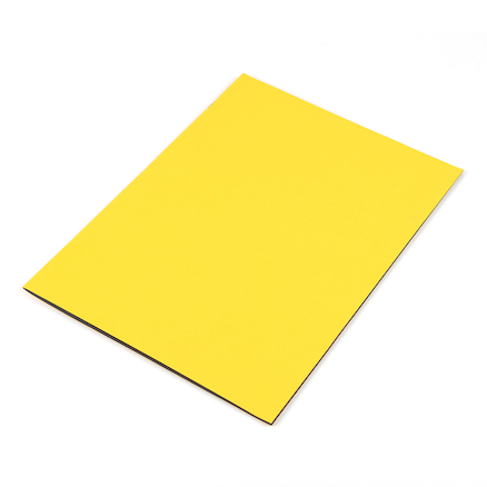Project Scrap Books, Yellow Cover 25pk  large