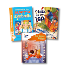Guided Reading Packs - Orange Band  medium