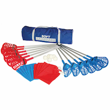 Soft Lacrosse and Bag 12pk  medium