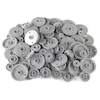 Assorted Plastic Pulleys 60pk  small