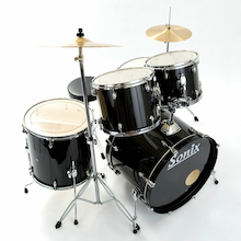 5 Piece Drum Kit  medium