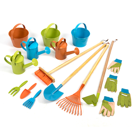 Twigz Assorted Gardening Equipment 15pk  large