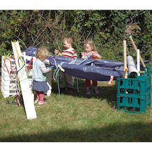 Den Building with Crates Kit  medium
