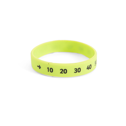 Multiplication Wristbands Pack 1 1x, 2x, 5x, 10x  large