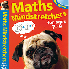 Maths Mindstretchers Book  medium