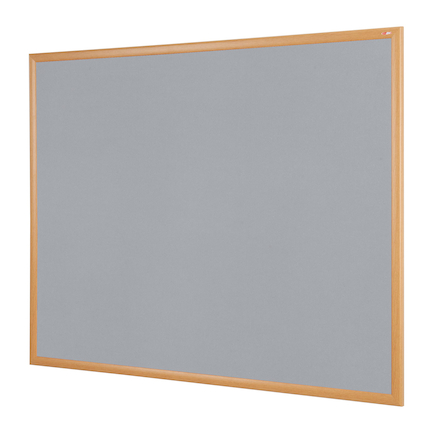 Eco Friendly Wooden Framed Noticeboards  large