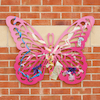 Wonderful Weaving Frames Butterfly  small