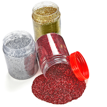 TTS Large Glitter Tubs 850g  medium