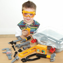 Role Play Case of Tools Set  medium