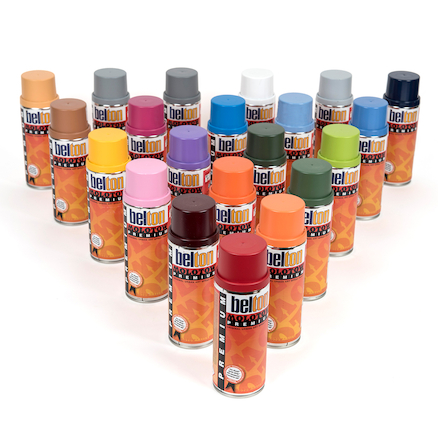 Molotow Workshop Spray Paint Kit 400ml 23pk  large