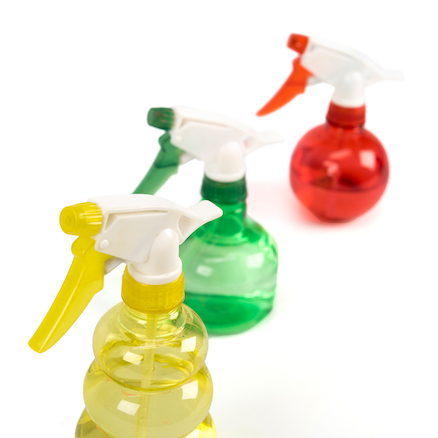 Budget Fine Motor Spray Bottle Collection 6pk  large