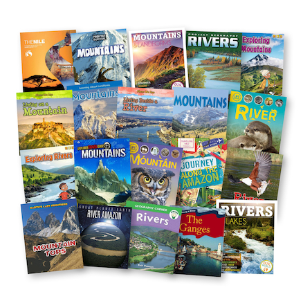 Mountains and Rivers Books 20pk  large