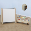 Toddler Easel with Storage  small