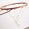 Wall Mounted Basketball Ring and Net  small