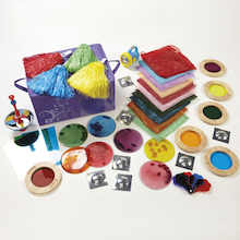 Light and Colour Grab and Go Kit 55pcs  medium