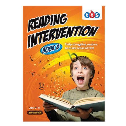 Reading Intervention Activity Book 3 Ages 9\-11  large
