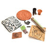Maya Archaeology Artefacts Box  small