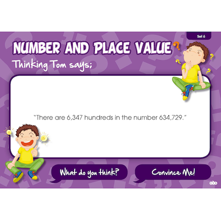Can You Convince Me? Activity Cards Year 6  large