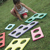 Giant Outdoor Number Frames Silicone 10pk  small