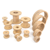 Outdoor Wooden Reels and Circles Multi Buy 13pcs  small
