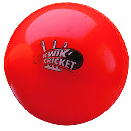 Plastic Kwik Cricket Ball  large
