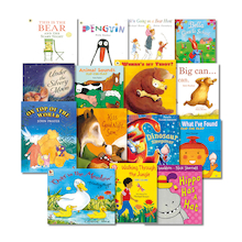 Toddler Book Collection 15pk  medium