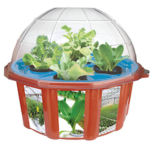Hydro Dome Small Classroom Greenhouse  medium