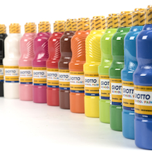 Giotto School Paint  medium