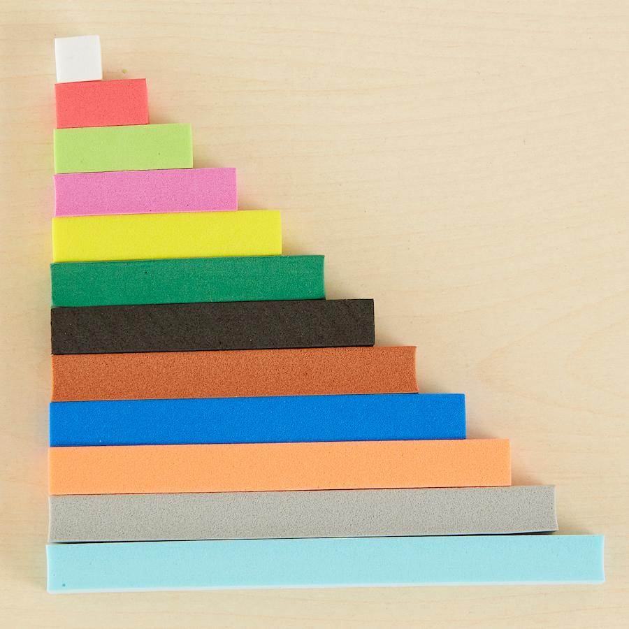 buy foam number rods tts. Black Bedroom Furniture Sets. Home Design Ideas