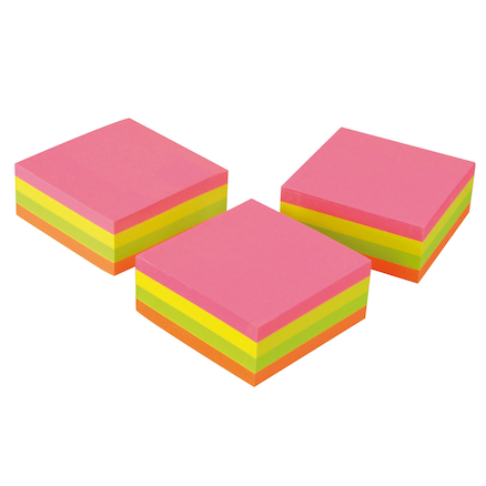 Consortium Sticky Note Cube 75x75MM  large