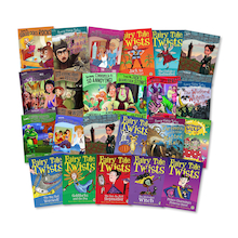 Twisted Fairytale Books LKS2 25pk  medium