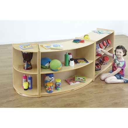 Create a Corner Bookcase Set Buy all and Save  large