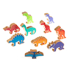 Wooden Animals Dinosaur Set  small