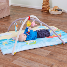 Padded Baby Gym and Playmat  medium