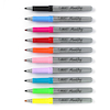 Bic Assorted Permanent Marker Pens 10pk  small