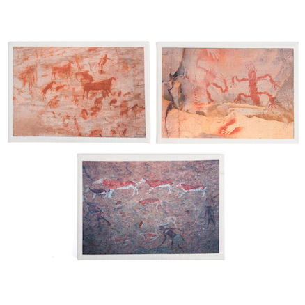 Stone Age Cave Art Pictures  large